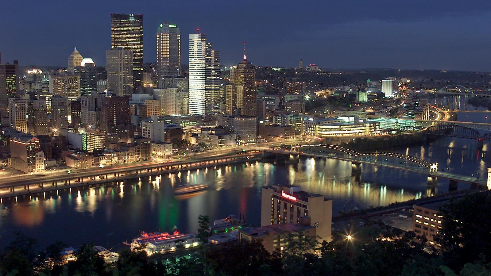 Sheraton Pittsburgh Hotel at Station Square - Things to do in Pittsburg