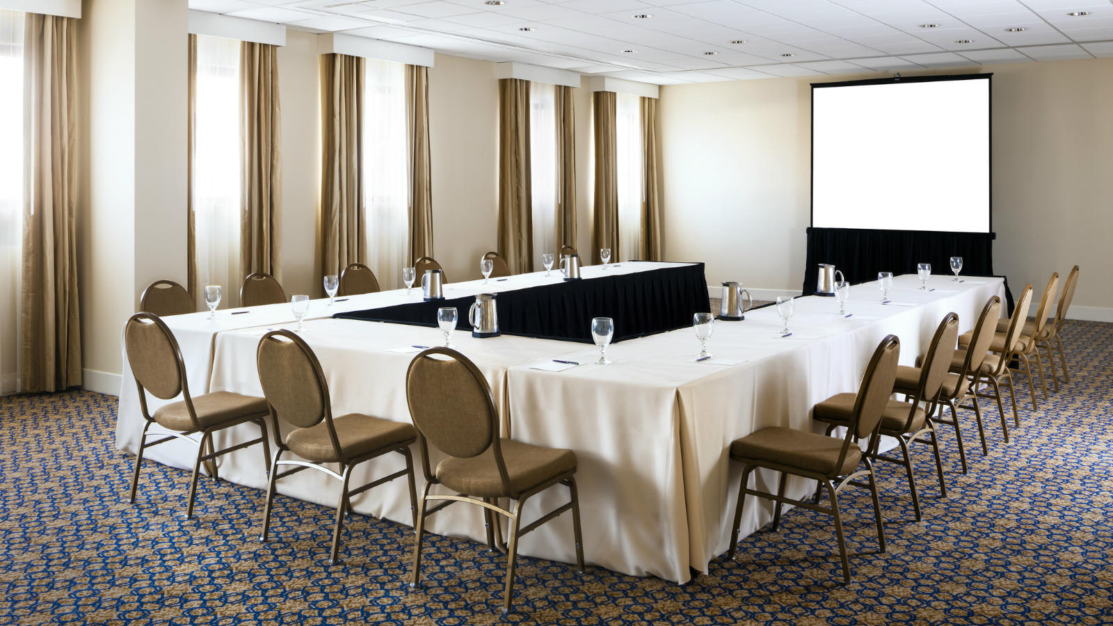 Sheraton Pittsburgh Hotel at Station Square Meeting Rooms